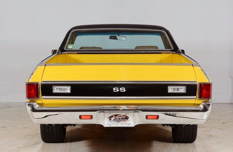 1972 Chevrolet El Camino Image 68