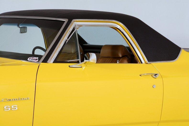 1972 Chevrolet El Camino Image 73