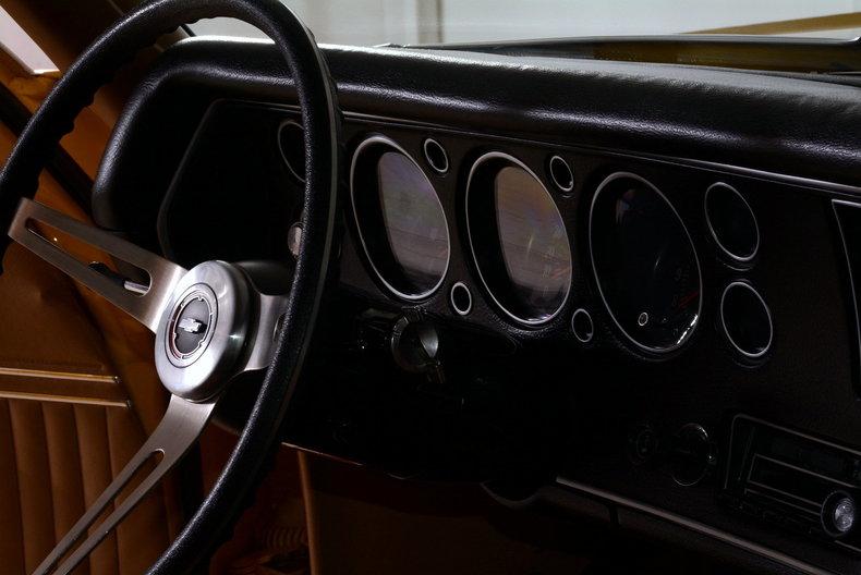 1972 Chevrolet El Camino Image 74