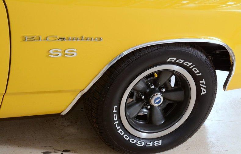 1972 Chevrolet El Camino Image 76