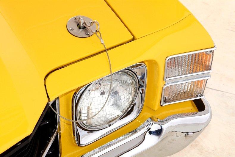 1972 Chevrolet El Camino Image 80