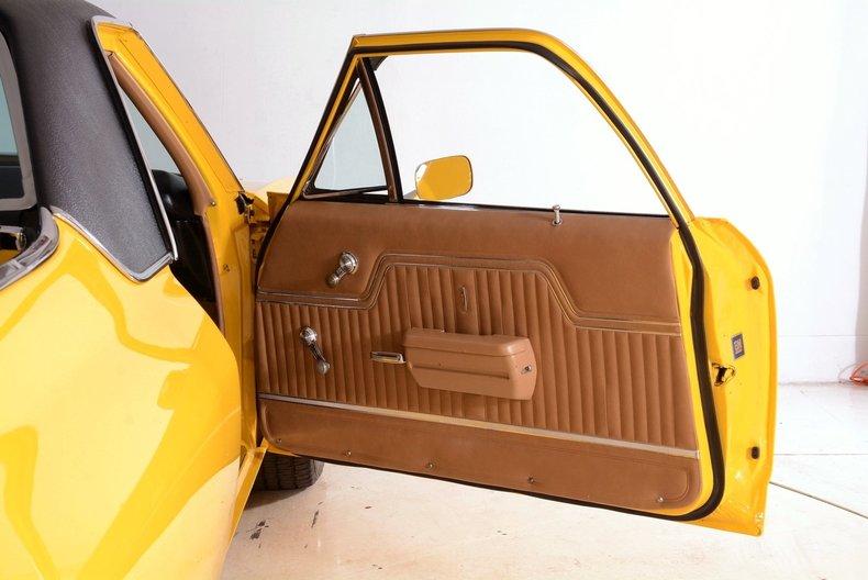 1972 Chevrolet El Camino Image 81