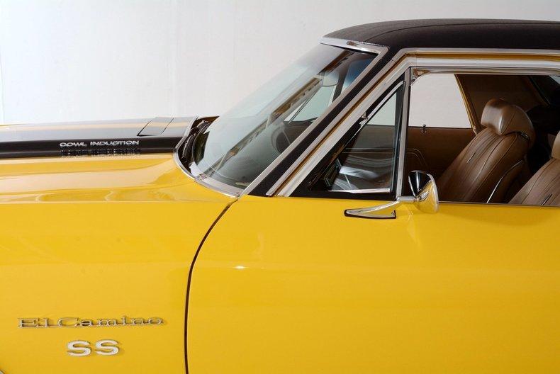 1972 Chevrolet El Camino Image 85
