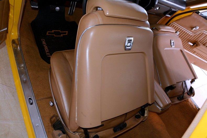 1972 Chevrolet El Camino Image 91