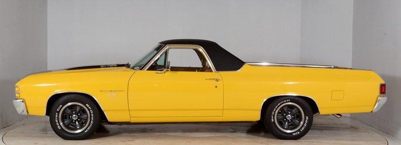 1972 Chevrolet El Camino Image 92