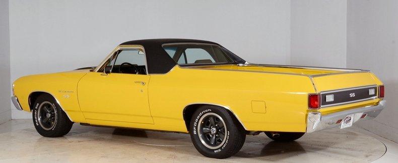 1972 Chevrolet El Camino Image 96