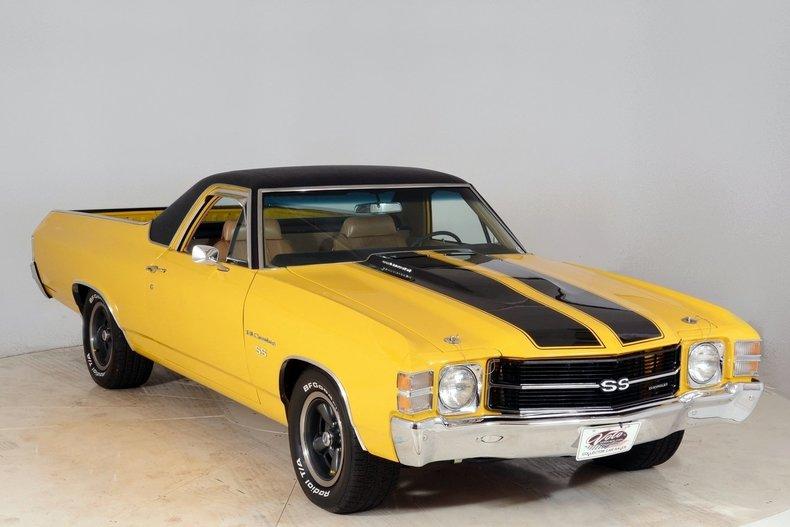 1972 Chevrolet El Camino Image 114
