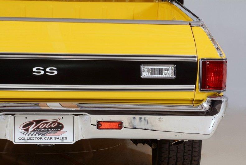 1972 Chevrolet El Camino Image 116