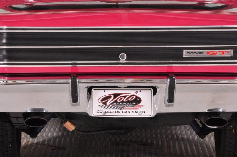1968 Dodge Dart Image 6