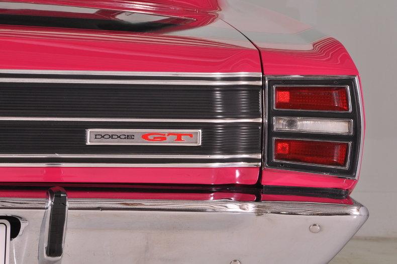 1968 Dodge Dart Image 35