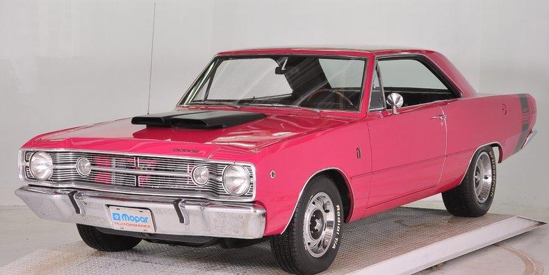 1968 Dodge Dart Image 45