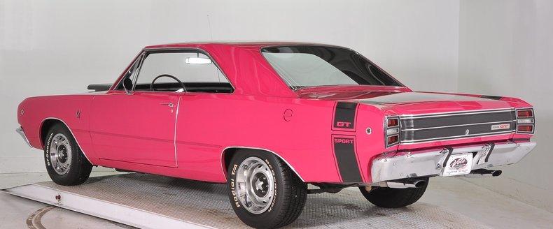1968 Dodge Dart Image 50