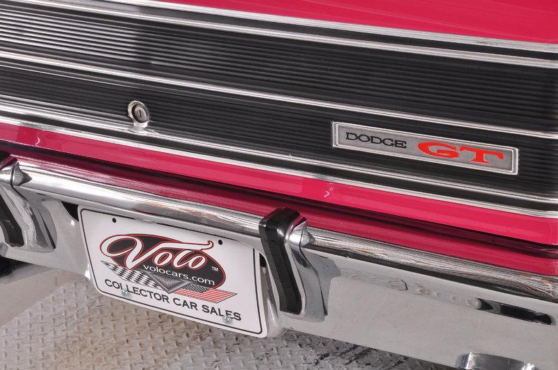 1968 Dodge Dart Image 62