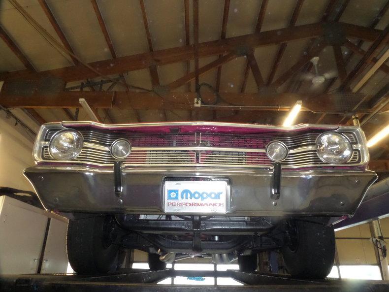 1968 Dodge Dart Image 90