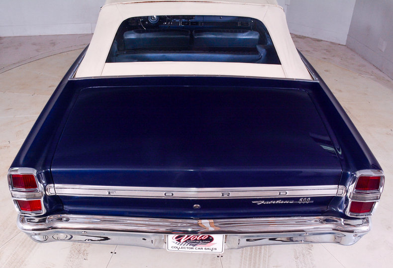 1967 Ford Fairlane Image 16