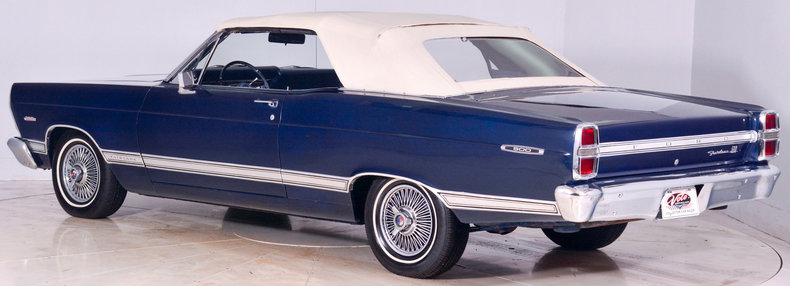 1967 Ford Fairlane Image 38