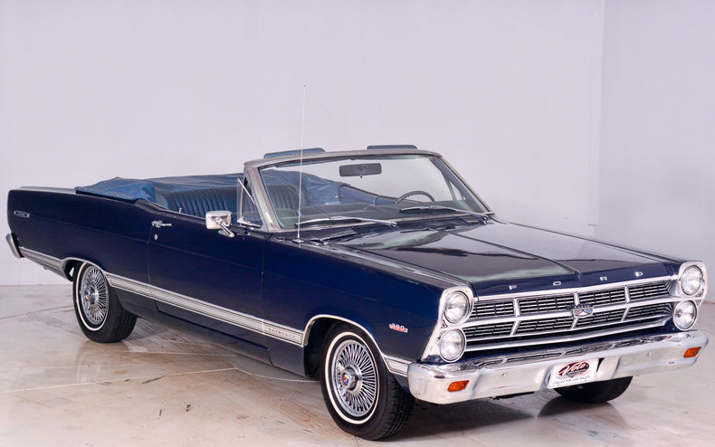 1967 Ford Fairlane Image 73