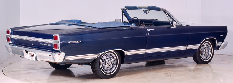 1967 Ford Fairlane Image 70