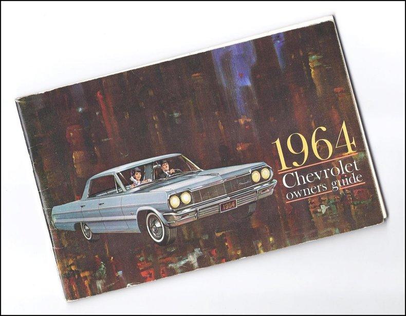 1964 Chevrolet Impala Image 86