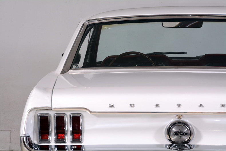 1968 Ford Mustang Image 9