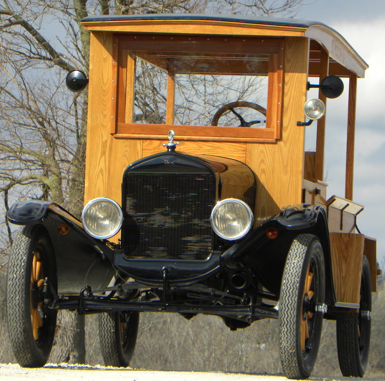 1924 Ford Model T Image 5