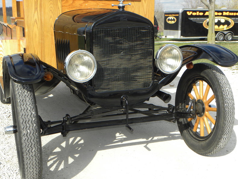 1924 Ford Model T Image 11