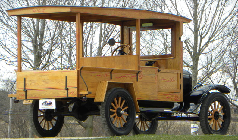 1924 Ford Model T Image 19