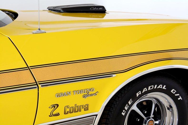 1973 Ford Gran Torino Image 9