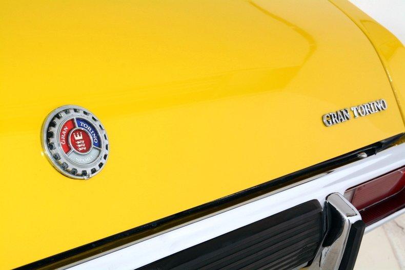 1973 Ford Gran Torino Image 40