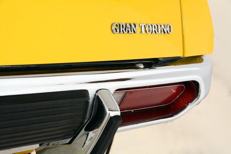1973 Ford Gran Torino Image 43