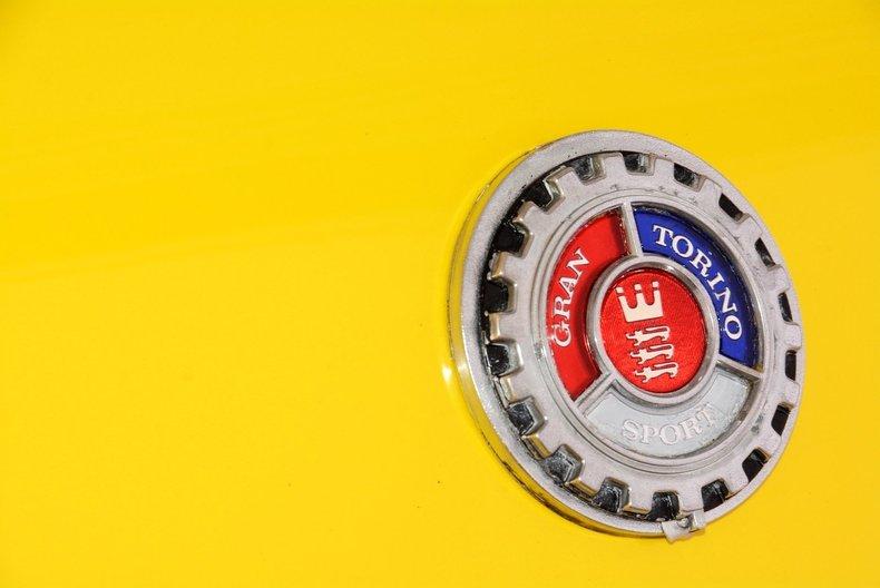 1973 Ford Gran Torino Image 45