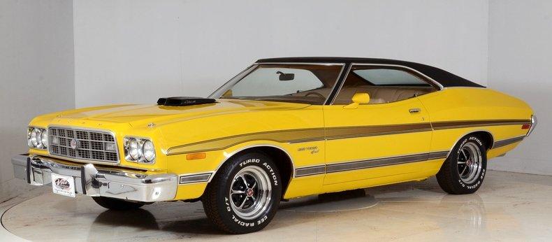 1973 Ford Gran Torino Image 49