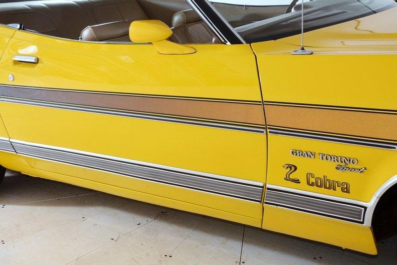 1973 Ford Gran Torino Image 62