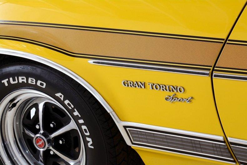 1973 Ford Gran Torino Image 65