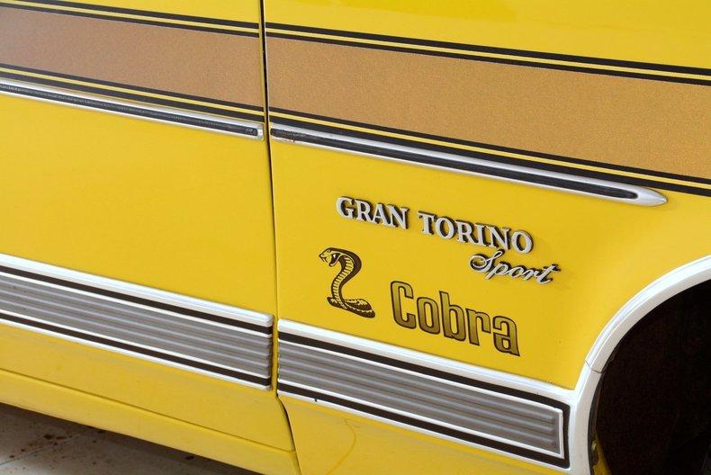 1973 Ford Gran Torino Image 70