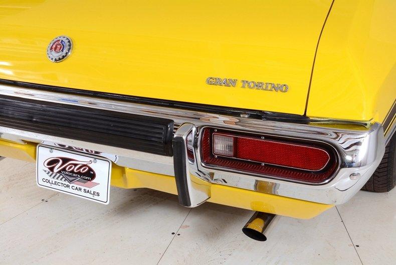 1973 Ford Gran Torino Image 90