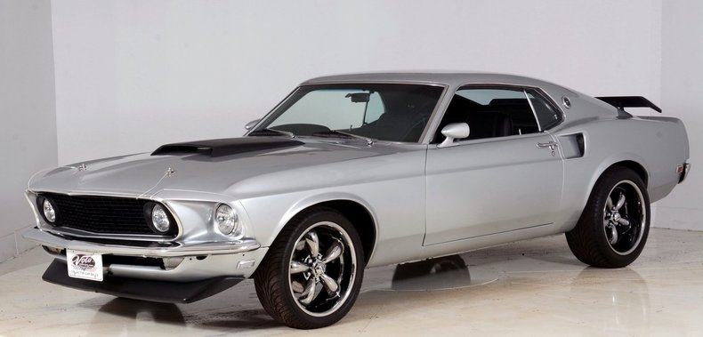 1969 Ford Mustang Image 49
