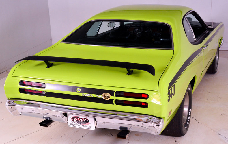 1970 Plymouth Duster Image 31