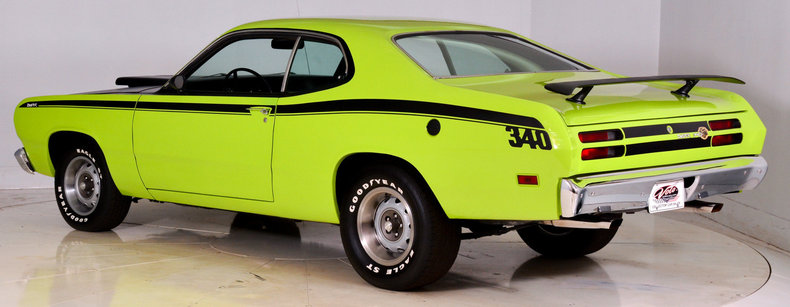 1970 Plymouth Duster Image 22