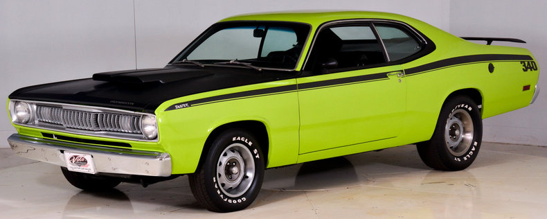 1970 Plymouth Duster Image 53