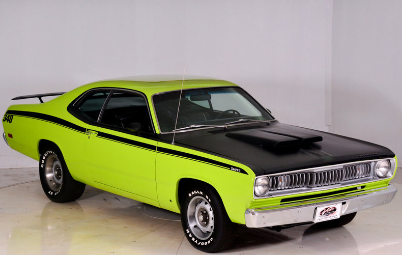 1970 Plymouth Duster Image 68