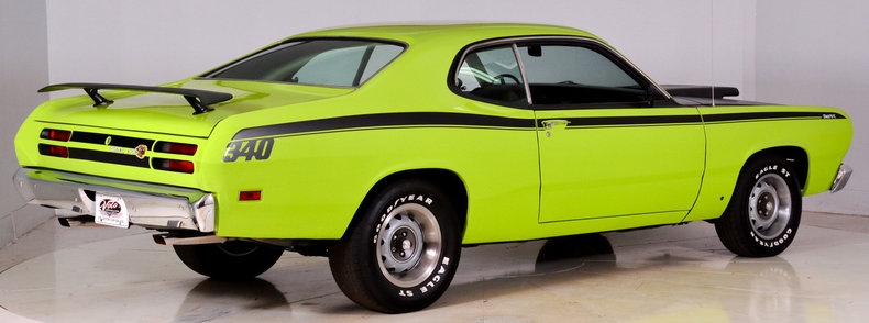 1970 Plymouth Duster Image 3