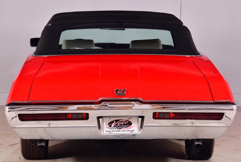 1969 Buick Skylark Image 7