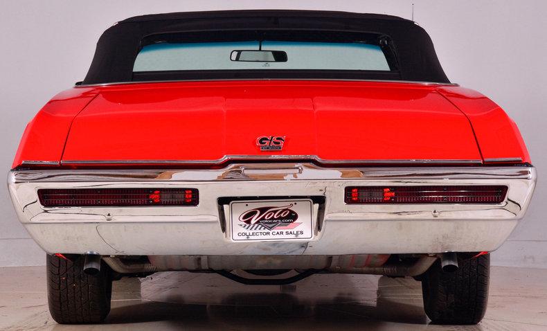 1969 Buick Skylark Image 11