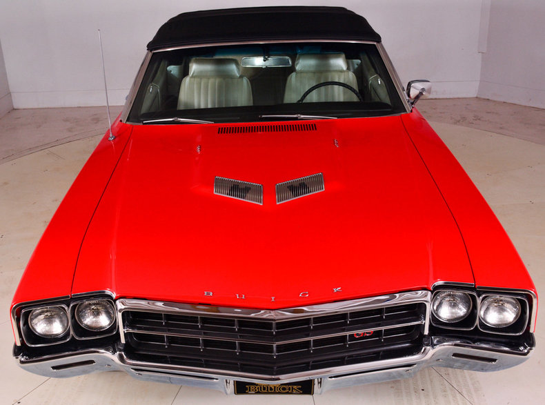1969 Buick Skylark Image 51