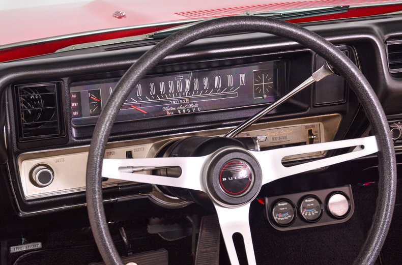 1969 Buick Skylark Image 17