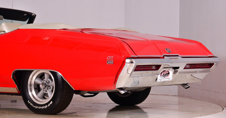 1969 Buick Skylark Image 49