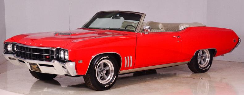 1969 Buick Skylark Image 63