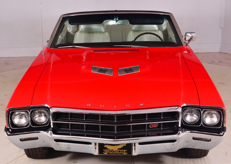 1969 Buick Skylark Image 64