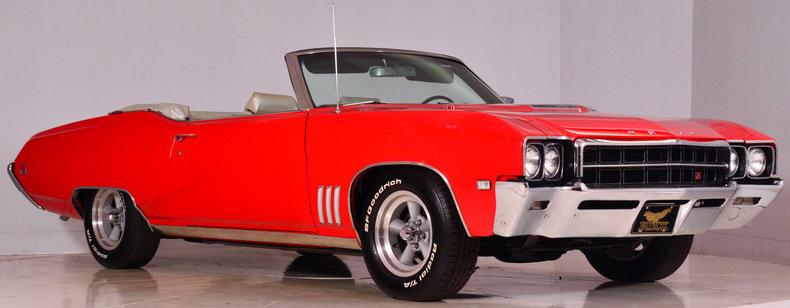 1969 Buick Skylark Image 78